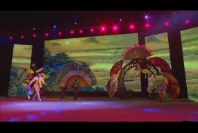 新时代文明实践文艺活动在台山新宁体育举行