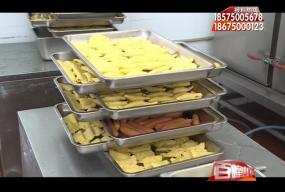 学校食堂规范制作流程  让学生吃得安心又放心