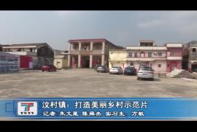 汶村镇:打造美丽乡村示范片
