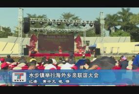 水步镇举行海外乡亲联谊大会