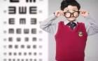 睡觉就能控制矫治近视的技术:角膜塑形镜