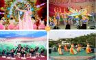 三合镇第二届温泉旅游文化节开幕