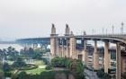 南京长江大桥复出 中国桥梁40年猛增1200%