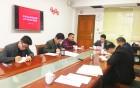 市委宣传部召开2018年度领导干部民主生活会