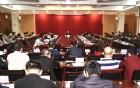 市委常委(扩大)会议传达贯彻李希书记调研江门指示精神