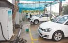 江门共享自助洗车受青睐,实质仍是商业行为
