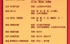 2019年中央广播电视总台元宵晚会节目单出炉