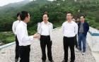 江门市副市长梁许赞到我市检查三防工作