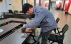 梁润棠:扎根维修15年 守护车间安全生产