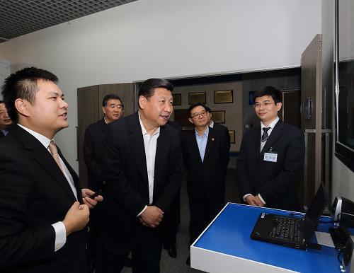 △2012年12月7日至11日,中共中央总书记、中央军委主席习近平在广东省考察工作。