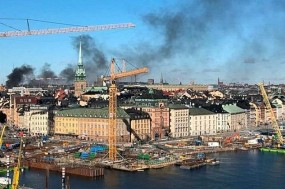 瑞典斯德哥尔摩发生爆炸 事件中无中国公民受伤