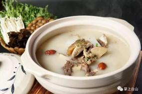 """传说中的""""台山第一锅""""——四九下朗的牛骨汤"""