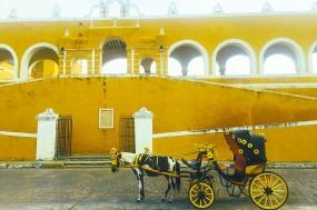 欢迎来到小城伊萨玛尔 走进墨西哥