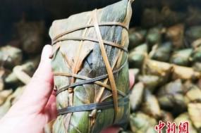 广东侨乡台山端午粽香情浓