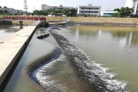 我市全力提速中小河流治理项目建设