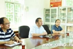 李惠文到赤溪镇长安村调研基层党建和乡村振兴工作