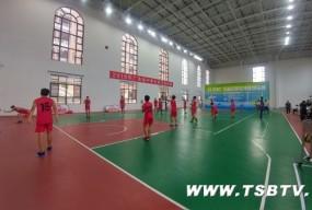 2018年广东省中学生排球锦标赛在我市开赛