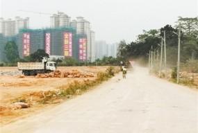 曝光20个扬尘问题工地!江门环委办组织专项检查