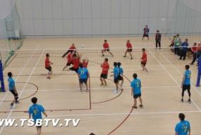 2018年台山市教职工九人排球赛闭幕