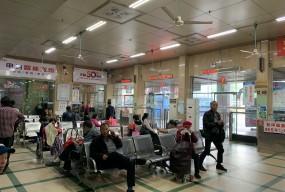 台山汽车总站:以信为德 让乘客满意消费