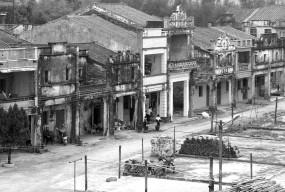 台山端芬镇:渴念毗邻古驿道之特色侨墟