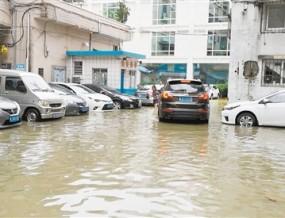 """持续的""""龙舟水"""",让水浸车成为市民关注焦点 有市民担心被坑,买到水浸车"""