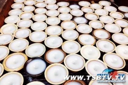 钵仔糕:源自广东侨乡台山的传统小吃