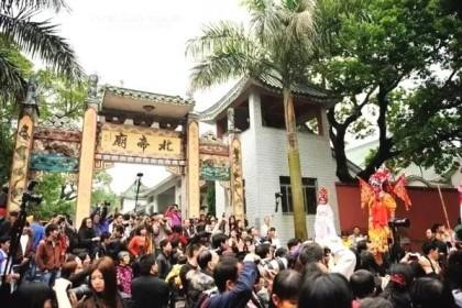 带你走近台山的传统特色民俗艺术——浮石飘色