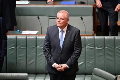 澳总理:我们将不可避免应对中美竞争加剧局面