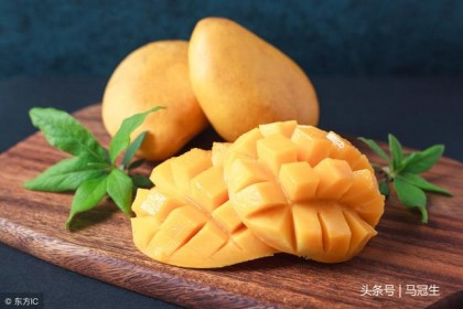 一次性吃过多芒果,皮肤会发黄?