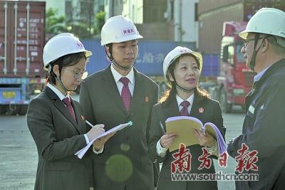 三年审理4365件!江门法院落实知识产权审判改革