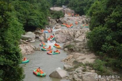 广东江门台山市六个值得一去的旅游景点,看看你都去过哪?