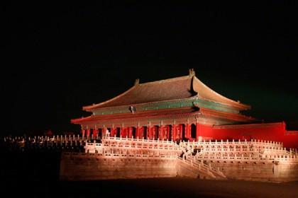 没赶上故宫夜游的朋友有福了!院长单霁翔:将在更多节日开放夜游