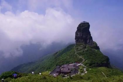 """贵州深山隐匿一座""""天空之城"""",被美国媒体誉为最不可思议的建筑"""