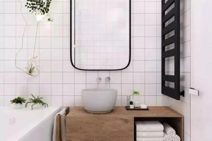 卫生间没有窗户?5个方法拯救暗卫