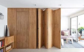 隐形门原来有那么多打开方式 还能和墙融为一体