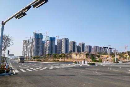 金星大道东延线进入试运行阶段