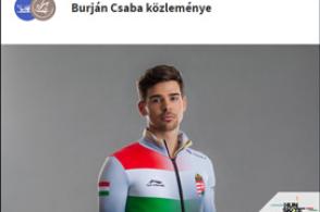 """匈牙利辱华运动员道歉 称""""我的做法令人反感"""""""