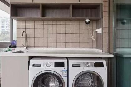 阳台别随便放洗衣机 这5个问题入住前一定要解决