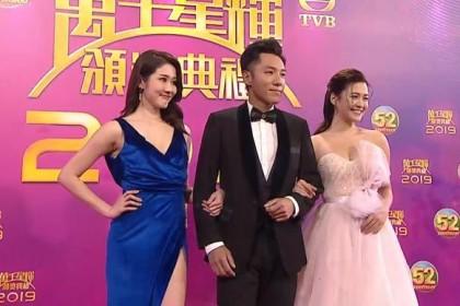 TVB颁奖礼红毯被嘲太简陋?露天巷子中举行,水管清晰可见
