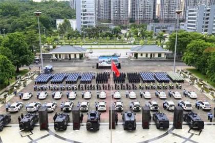 1至7月,江门接报刑事治安警情同比下降10.1%