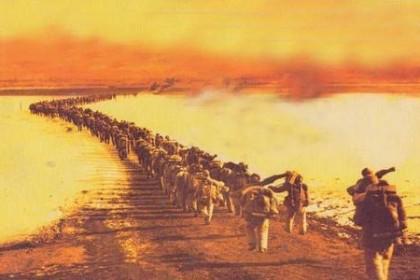 """志愿军老战士回忆抗美援朝战场:""""我没躺在床上睡过觉"""""""