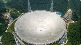 不负众望!中国天眼已发现二百四十多颗脉冲星