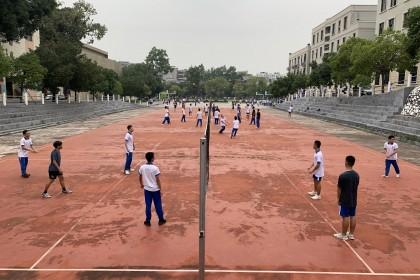 我市10所学校评为全国青少年校园排球特色学校