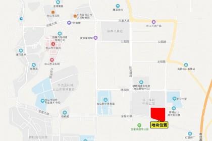 台城南新区这个新盘规划出炉!共新建10栋住宅!
