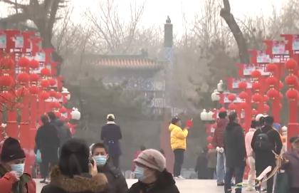 春节期间北京、上海、广东文旅消费增长显著