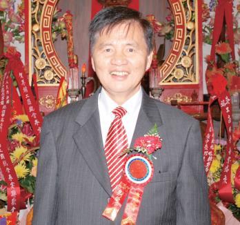 刘荣浩三度当选美国英端工商会2019年度正总理
