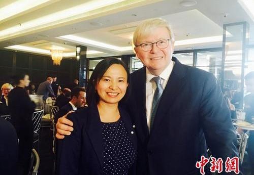 澳大利亚华人女企业家叶蓓玲:把健康带到每个家庭