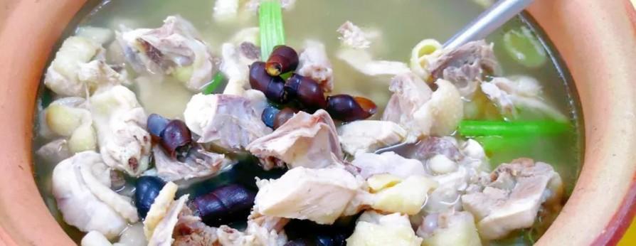 """山坑螺煲鸡!这道""""台山名菜""""味道清甜无比,制作秘诀曝光..."""