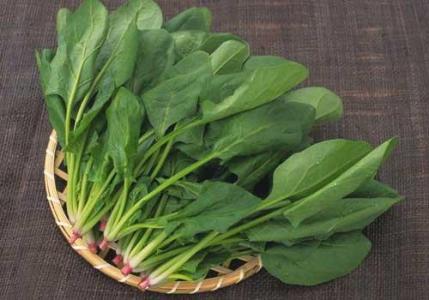 吃菠菜增长肌肉力量